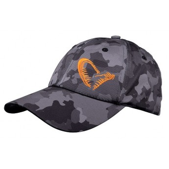 Kšiltovka Savage Gear - Black Savage Cap