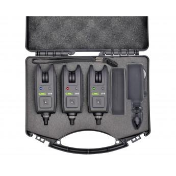 signalizátor C-Tec XFW 3 +1+ pohybové čidlo