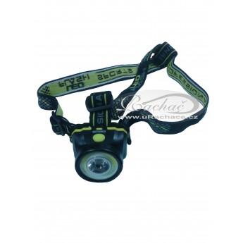 čelovka LED HEAD LAMP SPHL150UV