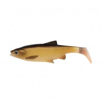 Savage Gear 3D LB Roach Paddle Tail 3ks 10cm  - Dirty Roach