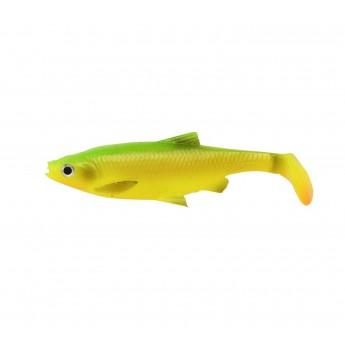 Savage Gear 3D LB Roach Paddle Tail 3ks 10cm - Firetiger