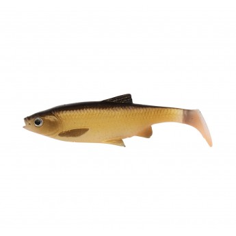 Savage Gear 3D LB Roach Paddle Tail 4ks 7,5cm - Dirty Roach