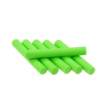 Foam Cylinders - Chartreuse