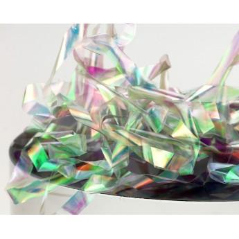 Magic Pearl Strips - White Transparent