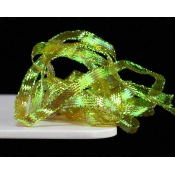 Pearl Braidback -  Golden Olive