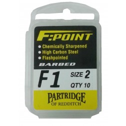 háčky Partridge F1