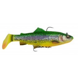 Savage Gear 4D Trout Rattle Shad 12,5cm Fire Trout