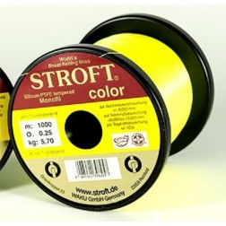 vlasec Stroft COLOR FLUOR 0,25 mm  5,70kg