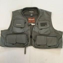 vesta Simms Freestone Vest In Gunmetal vel. XL