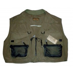 muškařská vesta Snowbee vel. XL