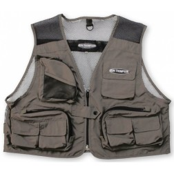 vesta Ron Thompson Mesh Lite Fly Vest Stone vel. XL