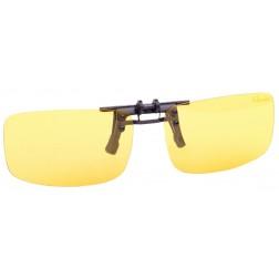 Gamakatsu polarizační klip na brýle Amber
