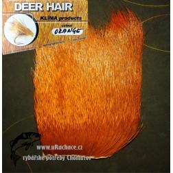 jelen - zimní srst - Orange