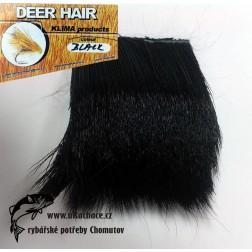 jelen - zimní srst - Black