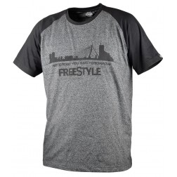 tričko FreeStyle T-shirt Grey