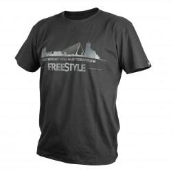 tričko FreeStyle T-shirt Black