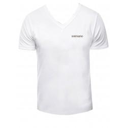 tričko bílé Shimano