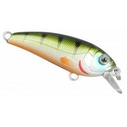 wobler SPRO CHBI Shad 40 SL Green Perch