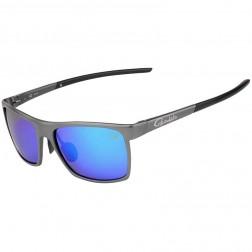 Gamakatsu polarizační brýle  ALU Grey/Ice Blue Mirror