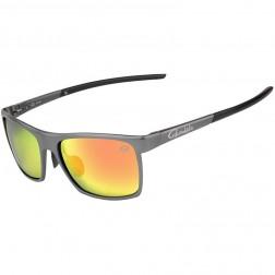 Gamakatsu polarizační brýle  ALU Grey/Red Mirror