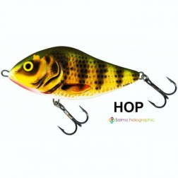 wobler Salmo SLIDER 5 S Holographic Perch