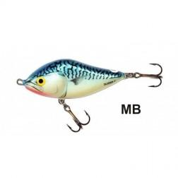 wobler Salmo SLIDER 5 S Mackerel