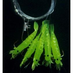 návazce SEAKON krevetka zelená
