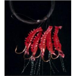 návazce SEAKON krevetka červená