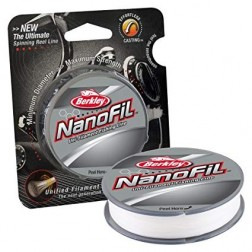 Nanofil Berkley 125m pr. 0,02mm nosnost 1,42kg