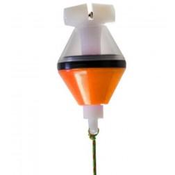 Čihadlo odpadávací 5,4x2,8 cm/oranžové