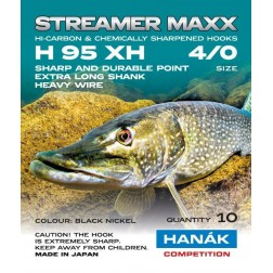 háčky HANAK Competition Streamer Maxx H95XH